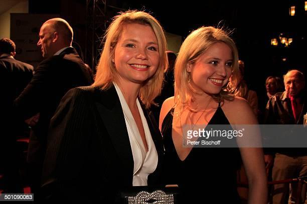 Annette Frier Schwester Caroline Frier 20 Verleihung 'Hessischer Film und Kinopreis 2008' 'Alte Oper' Frankfurt Hessen Deutschland Europa Filmpreis...
