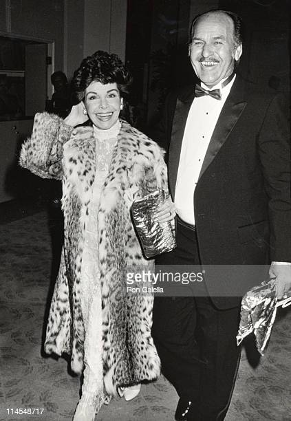Annette Funicello husband Gary during 6th Annual American Cinema Awards at Beverly Hilton Hotel in Beverly Hills California United States