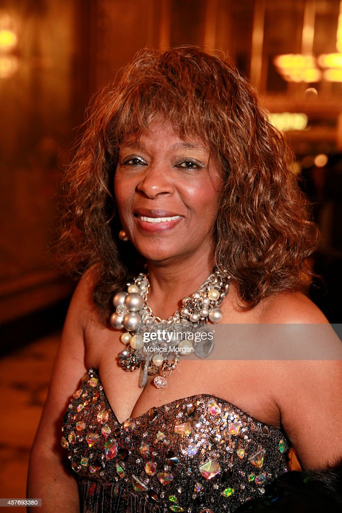 Annette Helton attends the opening night of 'Motown The Musical' at The Fisher Theatre on October 22 2014 in Detroit Michigan