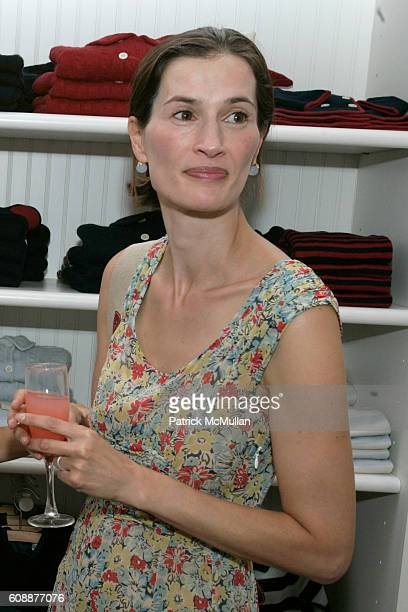 Annette Lauer attends HATCHLINGS Spring 2008 'HATCH' Boys Collection hosted by ANNETTE LAUER CRISTINA CUOMO and ANA MARIA PEREZ at Southampton on...