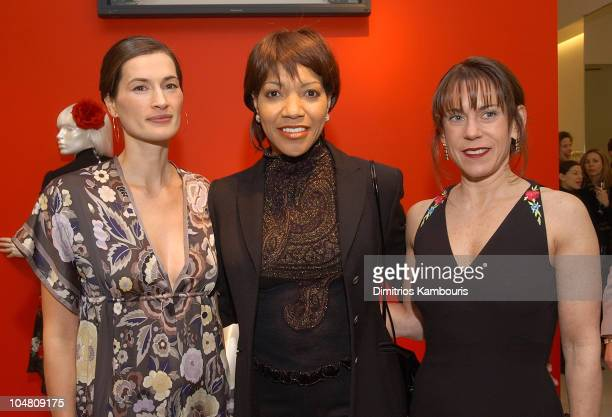 Annette Roque Lauer Grace Hightower and Caryn Lerner