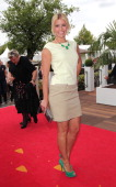 Annica Hansen attends the CHIO 2014 media night on July 15 2014 in Aachen Germany