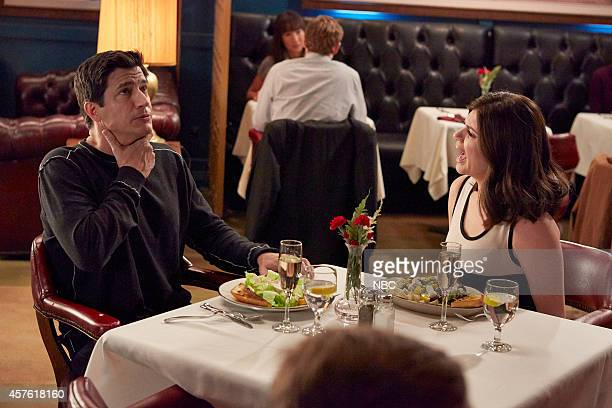 ME 'AnnicurserMe' Episode 106 Pictured Ken Marino as Jake Casey Wilson as Annie Photo by