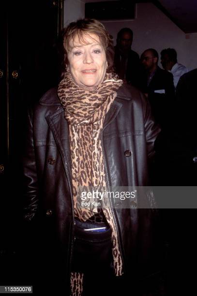 Annie Girardot during Samsung Promotion Party March 30 2004 at VIP Room Club in Paris France