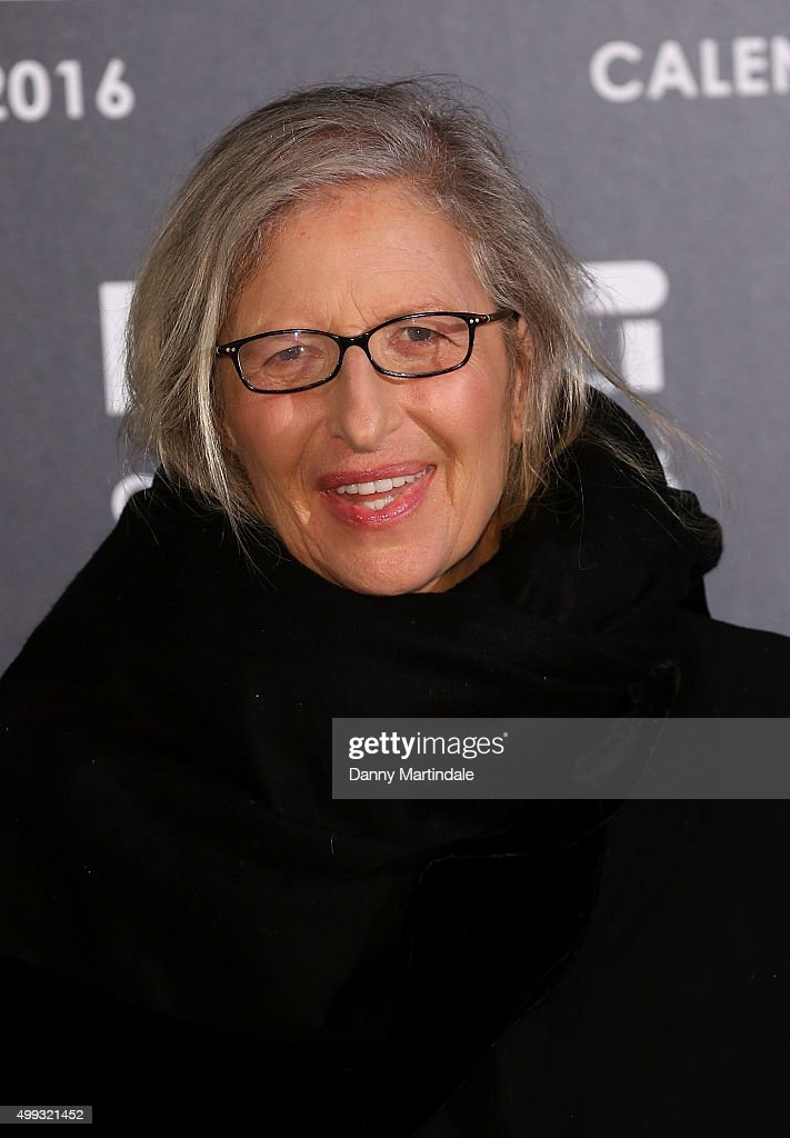 <a gi-track='captionPersonalityLinkClicked' href=/galleries/search?phrase=Annie+Leibovitz&family=editorial&specificpeople=549168 ng-click='$event.stopPropagation()'>Annie Leibovitz</a> attends a gala evening to celebrate the Pirelli calendar 2016 by <a gi-track='captionPersonalityLinkClicked' href=/galleries/search?phrase=Annie+Leibovitz&family=editorial&specificpeople=549168 ng-click='$event.stopPropagation()'>Annie Leibovitz</a> at The Roundhouse on November 30, 2015 in London, England.