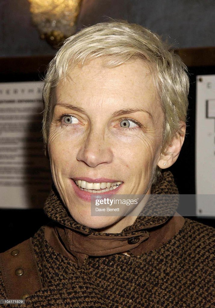 Annie Lennox, The Singing Detective Movie Premiere At The Everyman Theatre In Hampstead, London