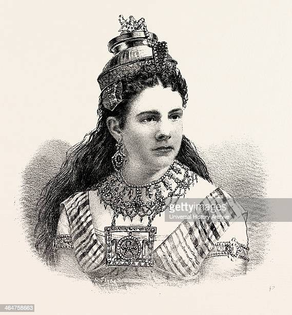 Annie Louise Cary Was Born In Wayne Maine In 1866 She Went To Italy And Studied In Milan With Giovanni Corsi Until January 1868 That Year She Made...