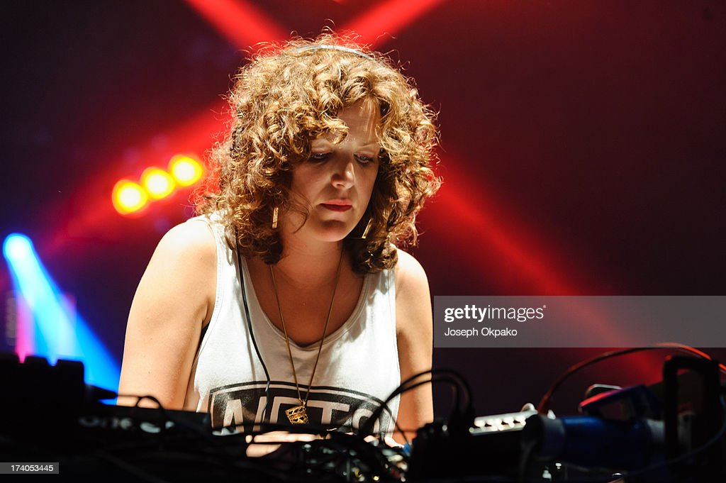 <a gi-track='captionPersonalityLinkClicked' href=/galleries/search?phrase=Annie+Mac&family=editorial&specificpeople=4628760 ng-click='$event.stopPropagation()'>Annie Mac</a> performs on Day 1 of the Lovebox festival at Victoria Park on July 19, 2013 in London, England.