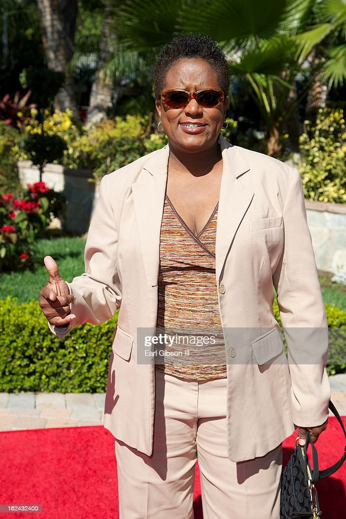 Annie McKnight attends the 2nd Annual 'Gospel Goes To Hollywood' Awards Luncheon at Taglyan Cultural Complex on February 22, 2013 in Hollywood, California.