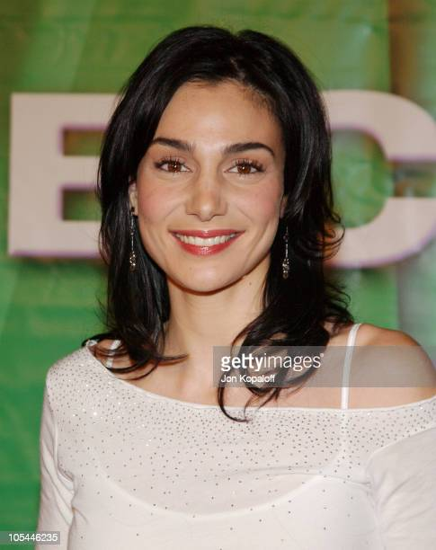 Annie Parisse during 2005 NBC Winter TCA All Star Party at Hard Rock Cafe in Universal City California United States