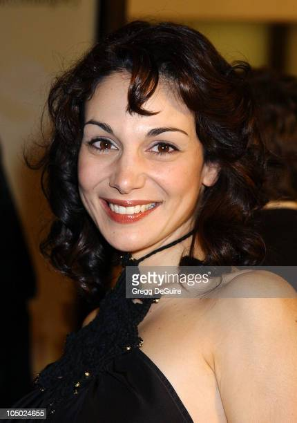 Annie Parisse during 'How to Lose a Guy in 10 Days' Premiere at Cinerama Dome in Hollywood California United States