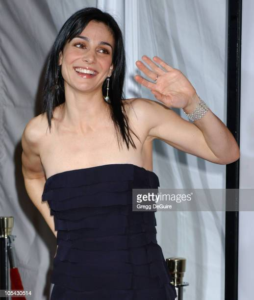Annie Parisse during 'MonsterInLaw' Los Angeles Premiere Arrivals at Mann National Theatre in Westwood California United States