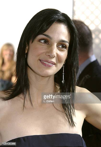Annie Parisse during 'MonsterInLaw' Los Angeles Premiere Red Carpet at Mann National Theatre in Los Angeles California United States