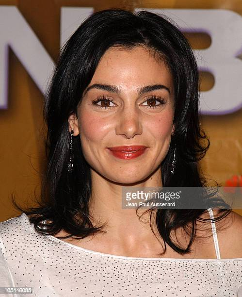 Annie Parisse during NBC Winter Press Tour Party Arrivals at Universal CityWalk in Universal City California United States