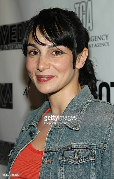 Annie Parisse during The Gersh Agency Celebrates New York Upfronts with LA Confidential Hamptons and Gotham Magazines at Quo in New York City New...