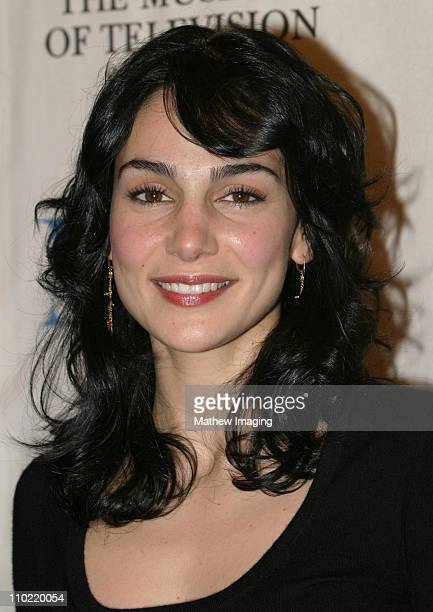 Annie Parisse during The Museum of Television Radio Presents The 22nd Annual William S Paley Television Festival 'Law and Order' at The Directors...