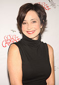 Annie Potts attends a meet and greet with the cast of Broadway's 'God of Carnage' at Etcetera Etcetera on December 1 2009 in New York City