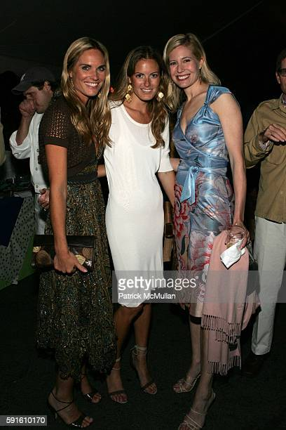 Annie Taube Ferebee Bishop and Mary Vertine attend A Magical Evening with New York's Finest Chefs at 'Taste of Summer' A Benefit for the Central Park...