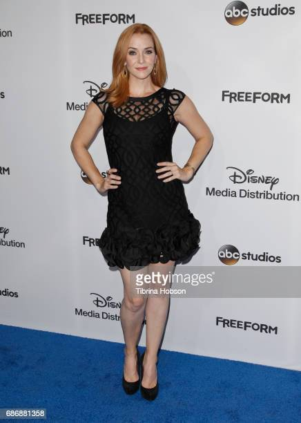 Annie Wersching attends the 2017 ABC/Disney Media Distribution International Upfronts at Walt Disney Studio Lot on May 21 2017 in Burbank California