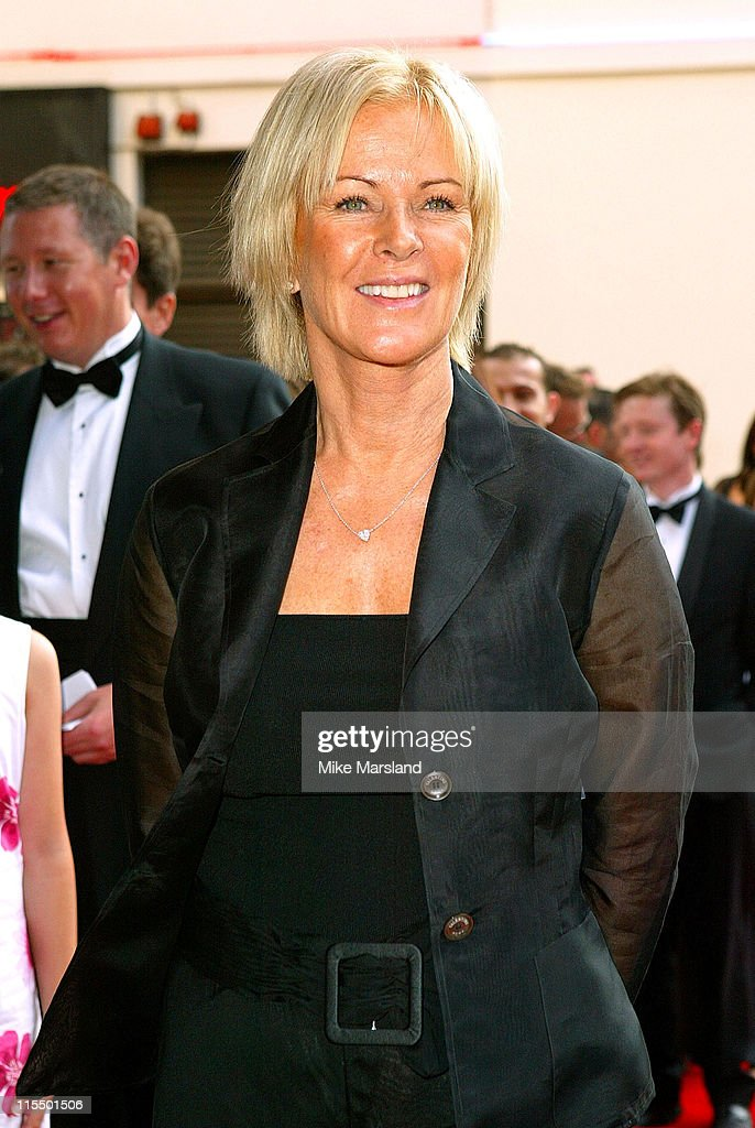 Anni-Frid Lyngstad of ABBA during The Royal Gala Charity Performance of 'Mamma Mia!' at The Prince of Wales Theatre in London, Great Britain.
