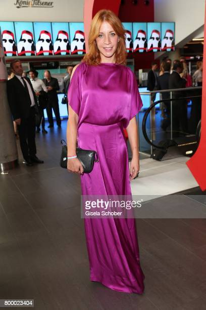 Annika Ernst during the opening night of the Munich Film Festival 2017 at Mathaeser Filmpalast on June 22 2017 in Munich Germany