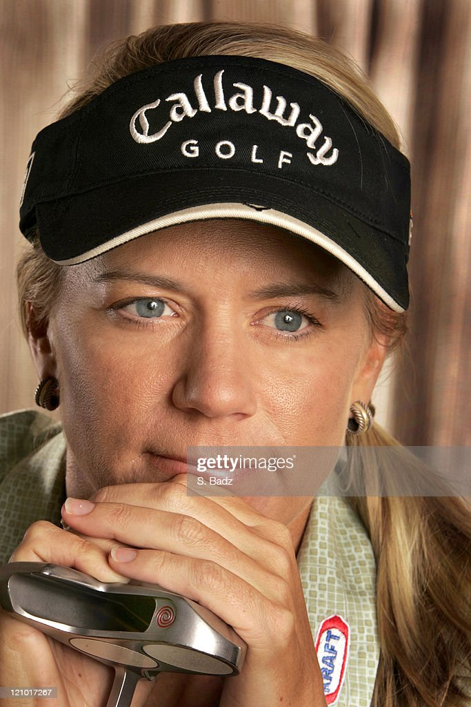 <a gi-track='captionPersonalityLinkClicked' href=/galleries/search?phrase=Annika+Sorenstam&family=editorial&specificpeople=201780 ng-click='$event.stopPropagation()'>Annika Sorenstam</a> at Reunion Resort and Golf Club in Reunion, Florida on August 30, 2005.