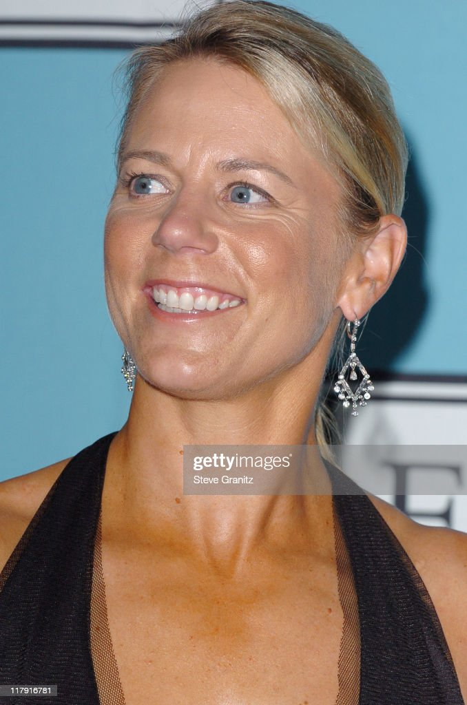 <a gi-track='captionPersonalityLinkClicked' href=/galleries/search?phrase=Annika+Sorenstam&family=editorial&specificpeople=201780 ng-click='$event.stopPropagation()'>Annika Sorenstam</a>, winner of Best Female Athlete during 2005 ESPY Awards - Press Room at Kodak Theatre in Hollywood, California, United States.