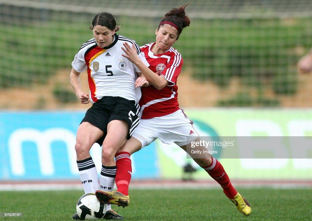 Germany v Denmark - Women Algarve Cup