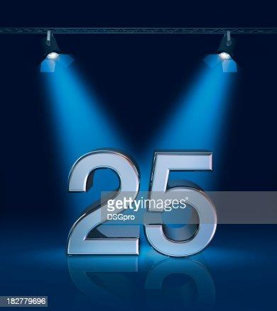 Aniversario 25