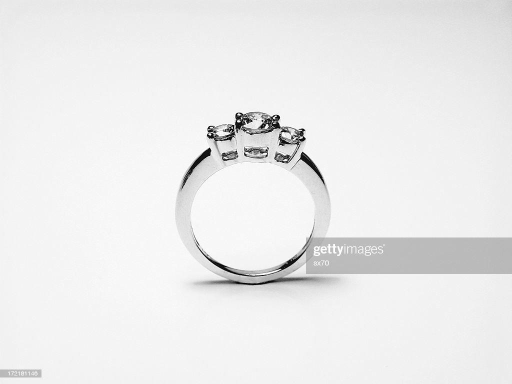 Anniversary Ring : Stock Photo