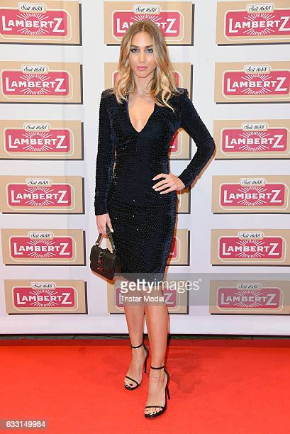 AnnKathrin Broemmel attends the 'Lambertz Monday Schoko Night 2017' on January 30 2017 in Cologne Germany
