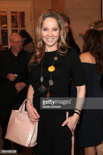 AnnKathrin Kramer during the Berlin Opening Night by GALA and UFA Fiction at hotel 'The Stue' on February 9 2017 in Berlin Germany