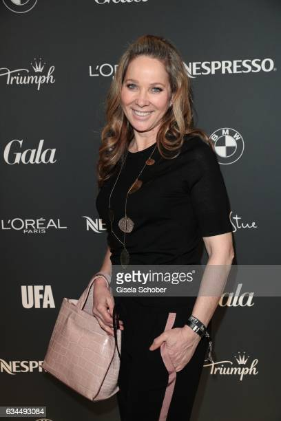 AnnKathrin Kramer during the Berlin Opening Night by GALA and UFA Fiction on February 9 2017 in Berlin Germany