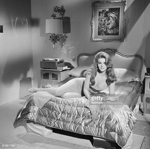AnnMargret as Kelly Olsson in The Swinger