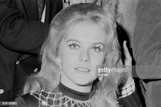 AnnMargret closeup circa 1960 New York