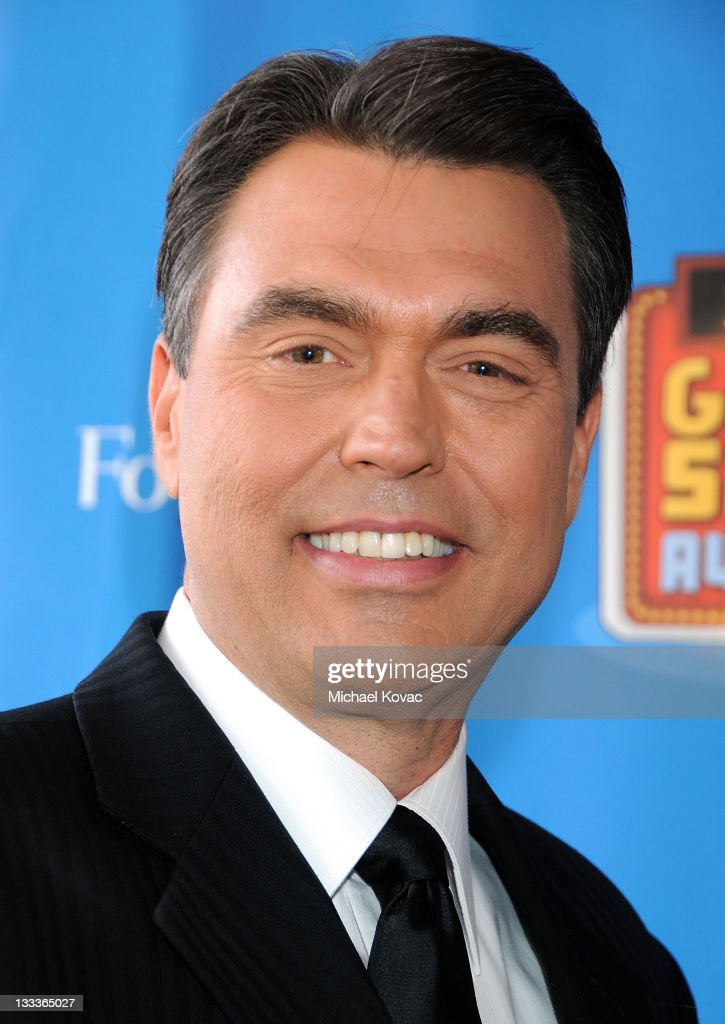 Announcer Rich Fields arrives at the GSN's 1st Annual Game Show Awards at the Wilshire Theatre Beverly Hills on May 16, 2009 in Beverly Hills, California.