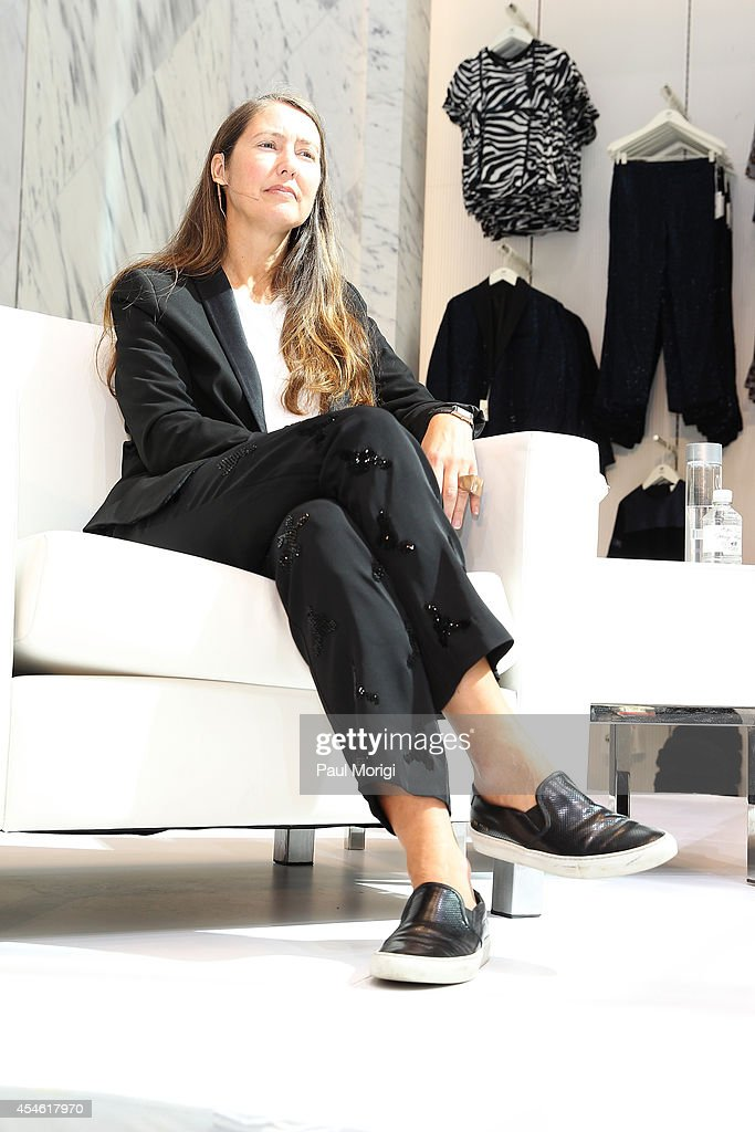 H&M And Vogue NY Fashion Week Panel Discussion With Kate ...