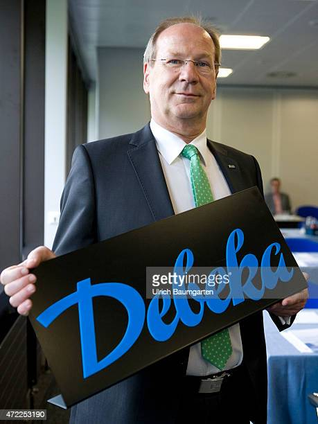 Annual Press Conference of Debeka Group in Koblenz Uwe Laue Director General and CEO of Debeka Group