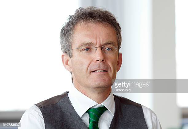 Annual press conference of HeidelbergCement AG Bernd SCHEIFELE CEO