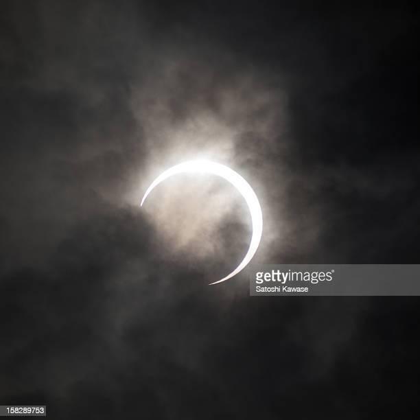 Annular Solar Eclipse - Power of the Sun