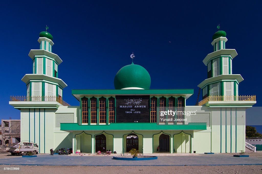 An-nur Mosque in Dili, East Timor