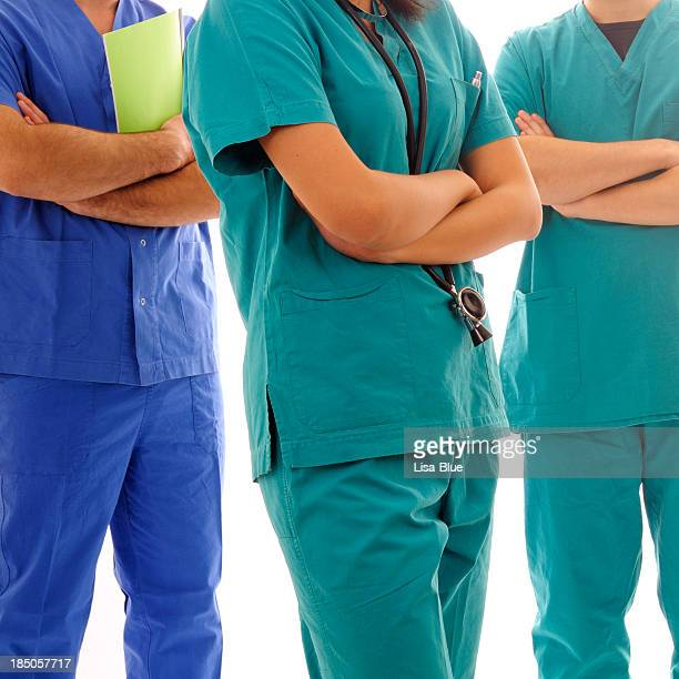 Anonymous Doctors Team.Isolated.