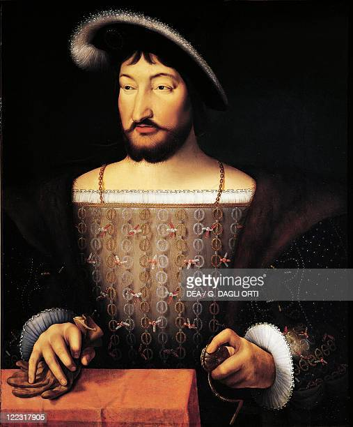 Anonymous painter 16th century Francis I of France