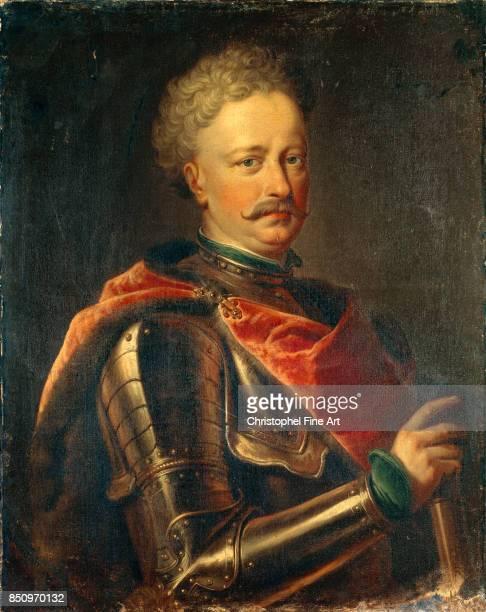 Anonymous Portrait of John III Sobieski King of Poland Palace of Versailles