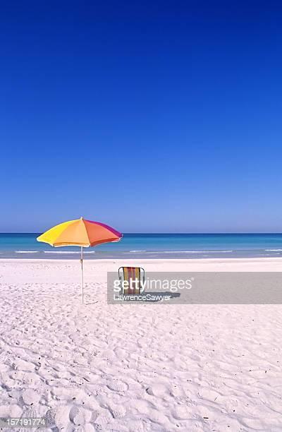 Eine perfekte Lage am Strand