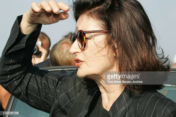 Anouck Aimee during 30th Deauville American Film Festival 'Jury' Photocall at Les Planches in Deauville France