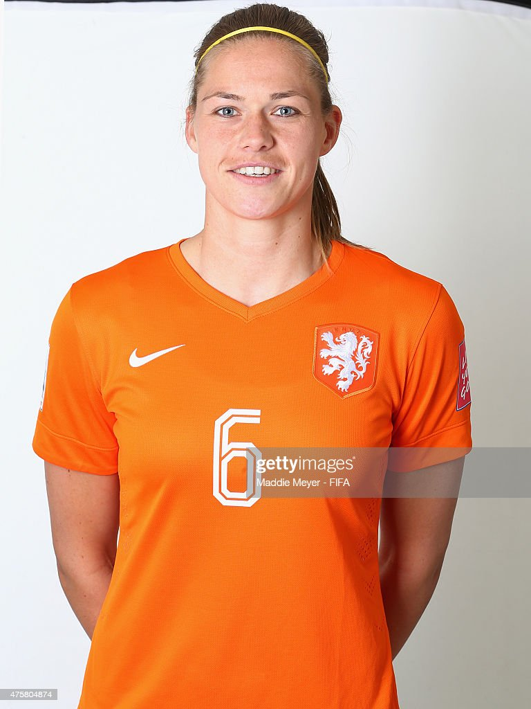 Netherlands Portraits - FIFA Women's World Cup 2015