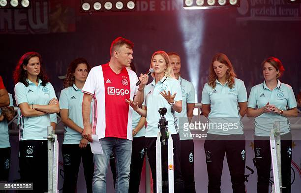 SCS/Michel Utrecht during the open day of Ajax on july 29 2016 at the ArenaPark in Amsterdam the Netherlands