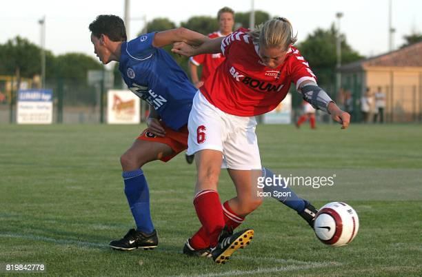 Anouk HOOGENDIJK Montpellier / Saestrum Coupe UEFA Feminines