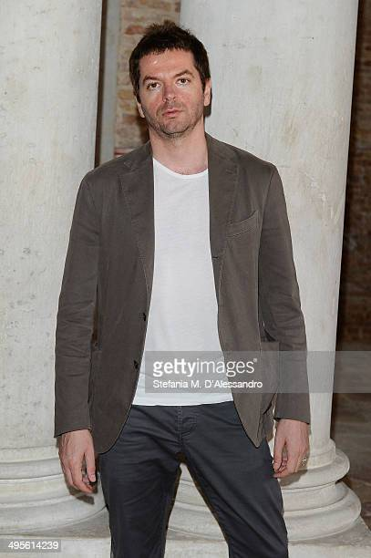 Anri Sala attends the opening of Fondazione Prada's Exhibition 'Art Or Sound' on June 4 2014 in Venice Italy